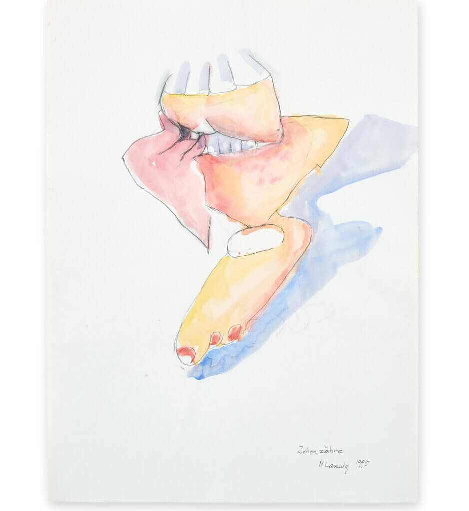 Zehenzähne (Toe Teeth)