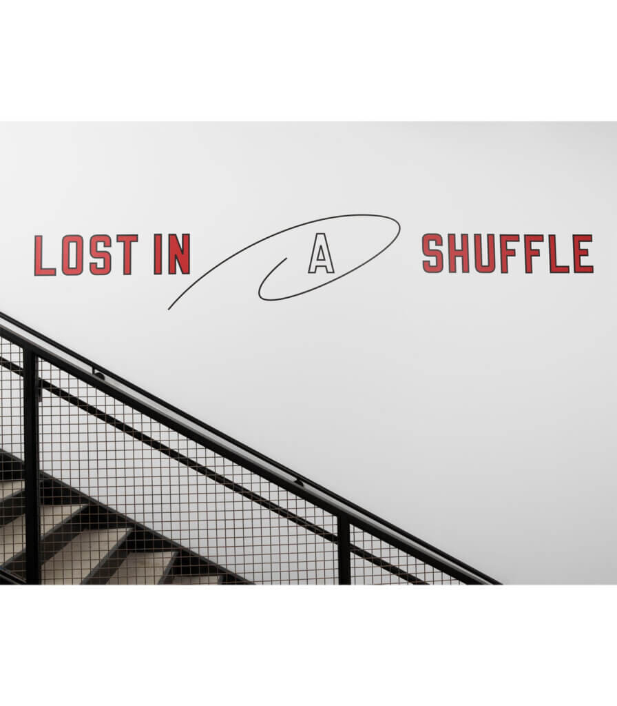 LOST IN A SHUFFLE
