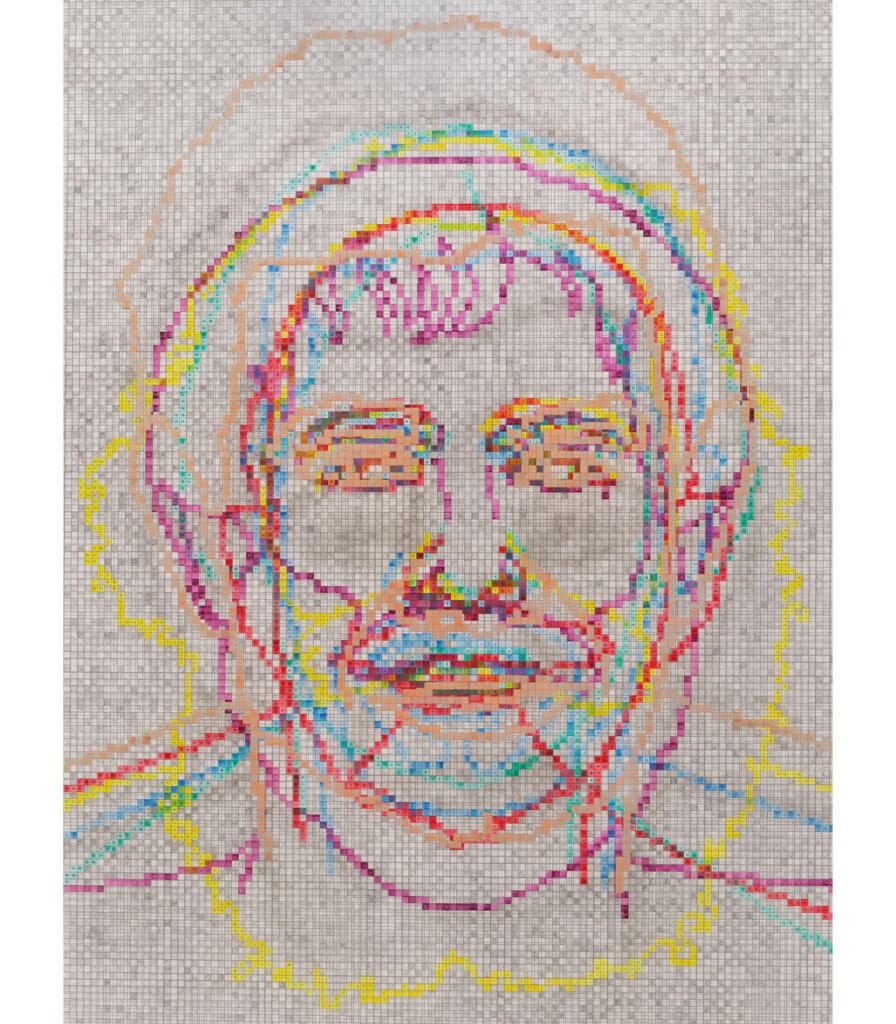 Faces 1: Identity Politics, #6, Jacques Lacan