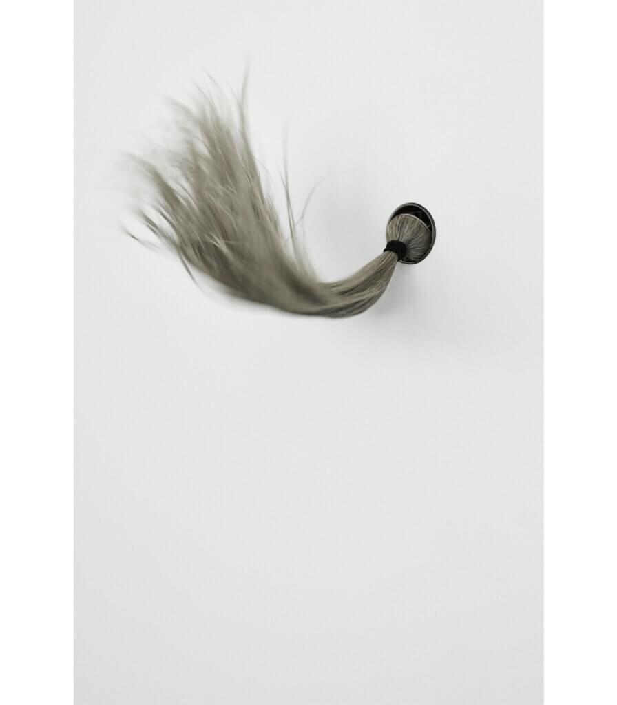 Ponytail (Gray)