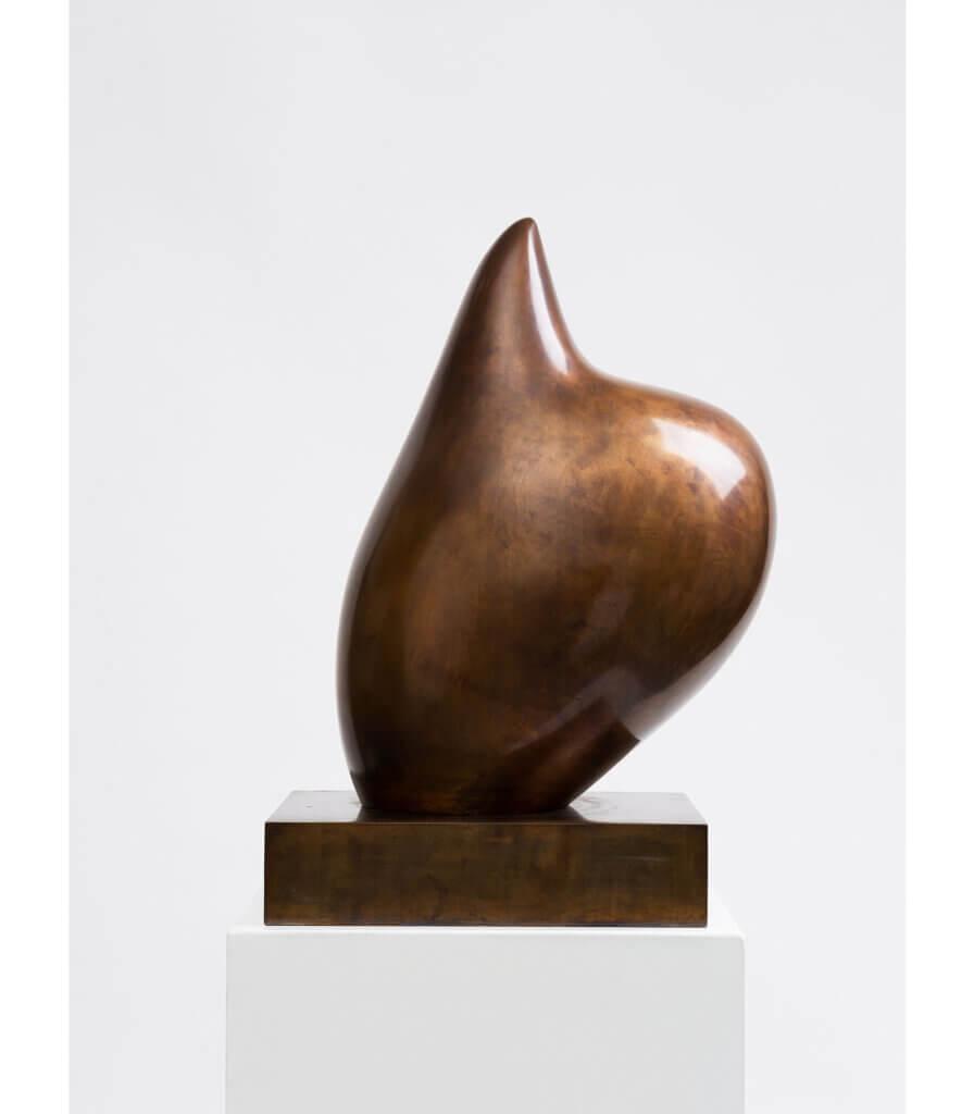 Skulptur ohne Namen / Sculpture sans nom (Sculpture Without a Name)